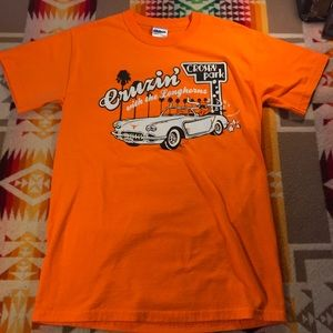 ‼️2/$10 Cruizin' With Longhorns Crosby Park Shirt